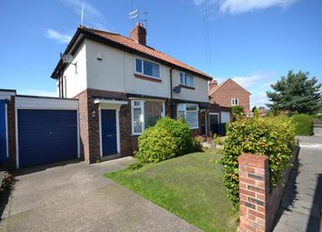 Thumbnail 2 bed semi-detached house to rent in Beechwood Avenue, Gosforth, Newcastle Upon Tyne