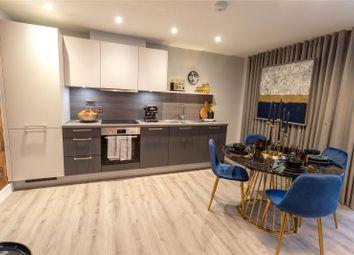 Victoria Point, George Street, Victoria Way, Ashford, Kent TN23. 2 bed flat