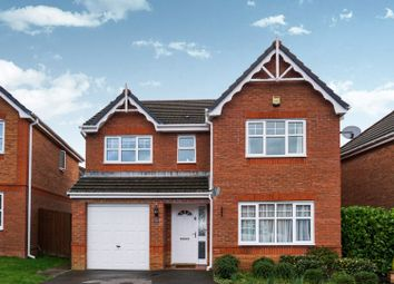 Thumbnail 4 bed detached house for sale in Dan Y Parc View, Merthyr Tydfil