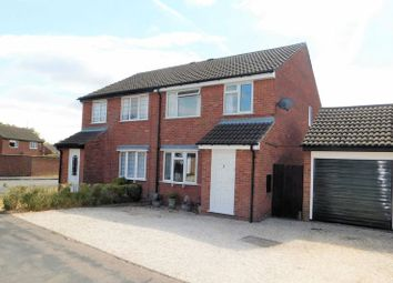Thumbnail 3 bed semi-detached house for sale in Ladybower Road, Loughborough