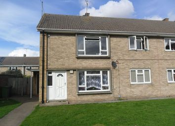 Thumbnail 2 bed flat to rent in Coldhorn Crescent, Wisbech