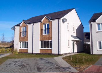 Thumbnail 3 bedroom semi-detached house for sale in Tillyfour Lane, Alford