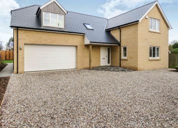 Thumbnail 4 bed detached house for sale in London Road, St. Ives, Huntingdon