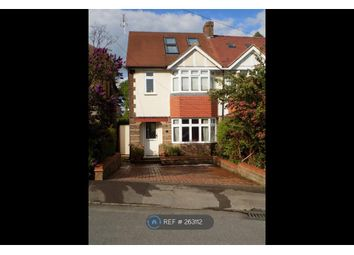 Thumbnail 4 bedroom semi-detached house to rent in Pinelands, Bishops Stortford