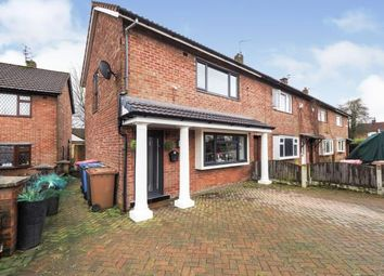 Thumbnail 3 bedroom end terrace house for sale in Kenyon Way, Little Hulton, Manchester, Greater Manchester