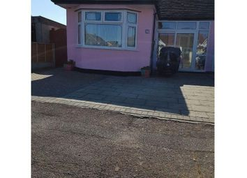 Thumbnail 2 bed semi-detached bungalow for sale in Elm Close, Shoeburyness, Southend-On-Sea