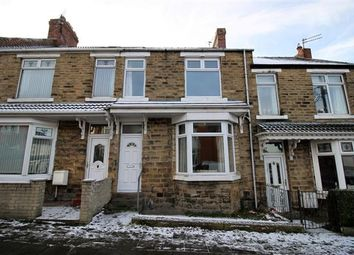 Thumbnail 3 bed terraced house to rent in Redworth Road, Shildon, Shildon