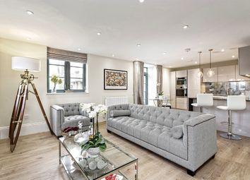 Thumbnail 2 bedroom flat for sale in Crown Lane, Farnham Royal, Slough