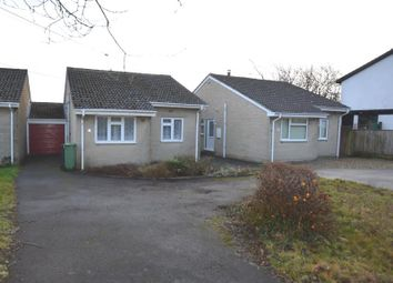 Thumbnail 2 bed bungalow to rent in St Michael Close, Stoke St Michael, Radstock