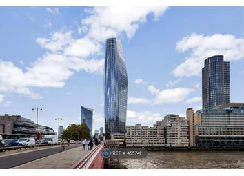 Thumbnail 1 bed flat to rent in One Blackfriars Road, London