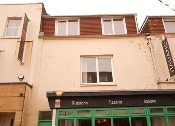 Thumbnail 3 bed flat to rent in St. James Street, Weston-Super-Mare