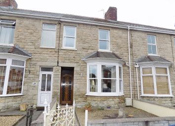 Thumbnail 3 bedroom terraced house for sale in Grove Road, Bridgend
