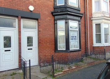 Thumbnail 3 bed flat for sale in Marion Street, Sunderland
