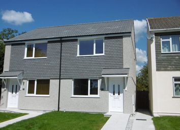 Thumbnail 2 bed property to rent in Fairfield Close, St. Austell
