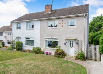 Thumbnail 3 bedroom semi-detached house for sale in Culross Hill, East Kilbride, Glasgow