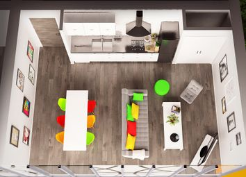 Thumbnail 1 bed flat for sale in One Islington Plaza Student Studios, Devon Street, Liverpool