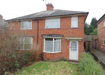 Thumbnail 3 bed semi-detached house to rent in Crowther Road, Erdington, Birmingham