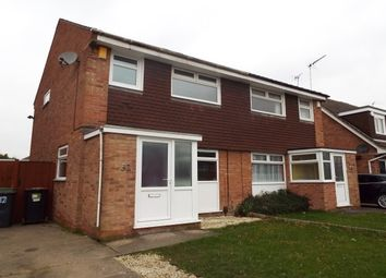 Thumbnail 3 bed semi-detached house to rent in Latimer Drive, Wollaton