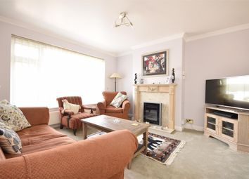 Thumbnail 4 bed semi-detached house for sale in Meadow Close, Downend, Bristol