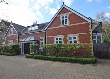 Thumbnail 4 bed detached house for sale in Barlow Moor Road, Didsbury, Manchester