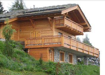 Nendaz, Switzerland. 5 bed chalet