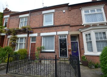 Thumbnail 2 bed terraced house to rent in Holbrook Road, Stoneygate, Leicester