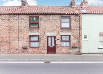 Thumbnail 3 bed property for sale in Front Street, Langtoft, Driffield