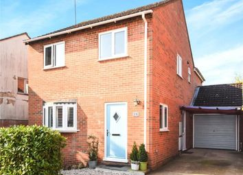 Thumbnail 4 bed detached house for sale in Carnation Drive, Saffron Walden, Essex