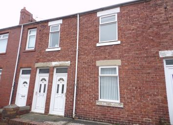 Thumbnail 2 bed flat for sale in Victoria Terrace, Bedlington