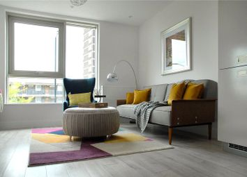 Thumbnail 2 bed flat for sale in New Willow House, London