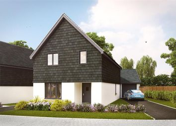 Thumbnail 4 bed detached house for sale in Poltreen Close, Carbis Bay, St. Ives, Cornwall