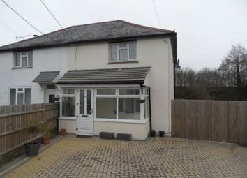 Thumbnail 3 bed semi-detached house for sale in New Road, Bolter End, High Wycombe