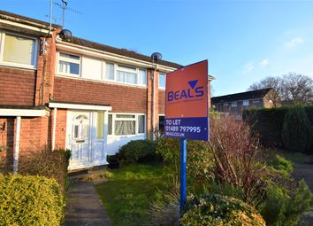 Thumbnail 3 bed terraced house to rent in Crusader Road, Hedge End, Southampton