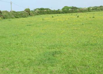 Thumbnail Land for sale in Trefasser, Goodwick