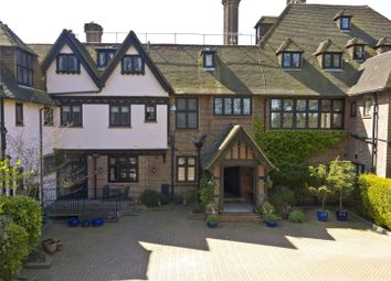 Thumbnail 7 bed mews house for sale in Yaffle Road, St. George's Hill, Weybridge, Surrey