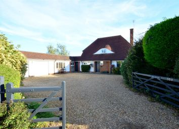 Thumbnail 4 bed cottage for sale in Thorpe Road, Longthorpe, Peterborough