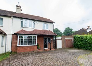 Thumbnail 4 bed semi-detached house for sale in Woodcote Road, Purley