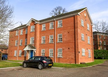 Thumbnail 2 bed flat for sale in Montfort Close, Romsey