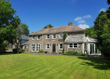 Thumbnail 6 bed property for sale in College Road, Camelford