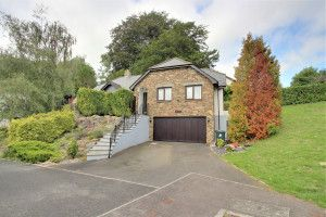 Thumbnail 3 bed detached house for sale in Fullaford Park, Buckfastleigh
