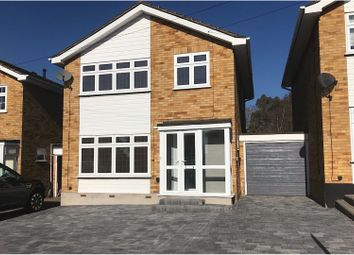 3 bed link-detached house for sale in Chipperfield Close, Upminster RM14
