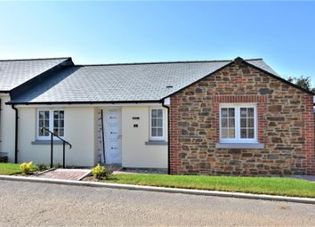 Thumbnail 3 bed semi-detached bungalow for sale in Haye Road, Callington, Cornwall