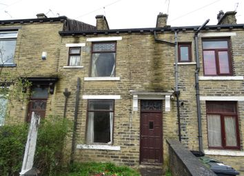 Thumbnail 1 bedroom terraced house for sale in 14 Collins Street, Bradford