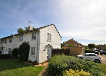 Thumbnail 3 bedroom end terrace house for sale in Howlands, Welwyn Garden City, Hertfordshire