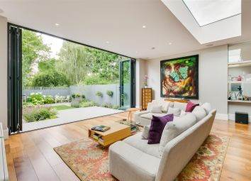 Abinger Road, Chiswick W4. 5 bed semi-detached house
