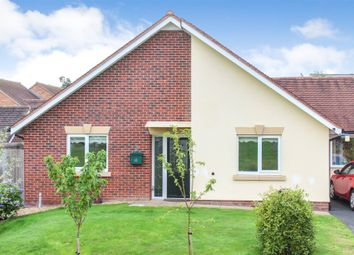 Thumbnail 3 bed bungalow for sale in Roman Downs, Craven Arms, Shropshire