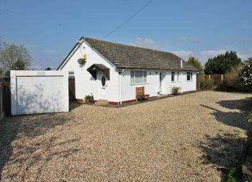 Thumbnail 3 bed detached bungalow for sale in The Hedges, Blitterlees, Silloth.