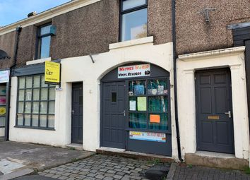 Thumbnail Commercial property to let in Retail Unit, Duckworth Street, Darwen