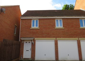 Thumbnail 1 bed property for sale in Rudman Park, Chippenham
