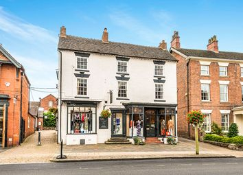 Thumbnail 2 bedroom flat for sale in High Street, Eccleshall, Stafford